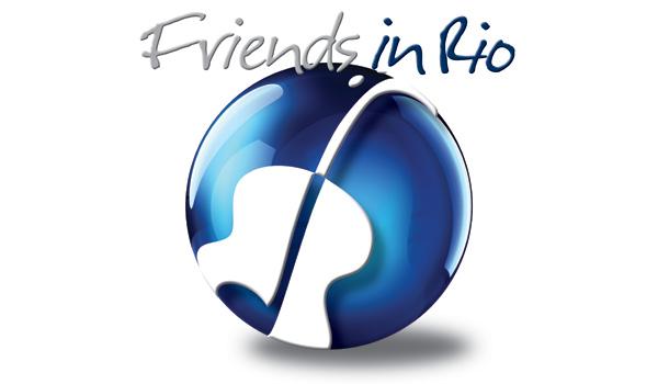 Friends in Rio