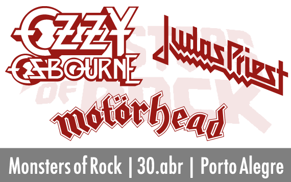 Monsters of Rock Porto Alegre