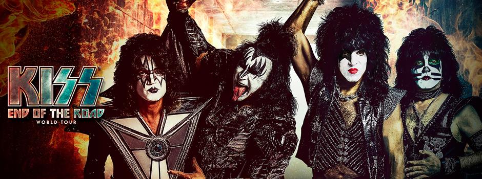 Kiss 2020 Brazil Tour